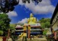 The Golden Rock Temple-Dambulla